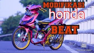 Modifikasi Motor Beat Karbu Drag Blog Motor Keren