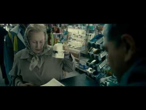 The Iron Lady - opening scene with the milk price