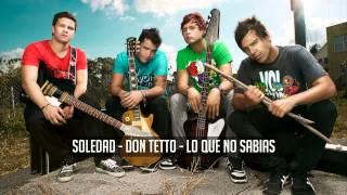 Don Tetto Soledad Original HD