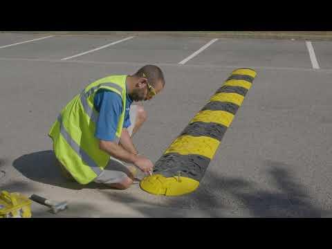 Seton Speed Bump - Non-Rail Installation