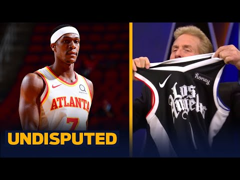 Skip & Shannon react to Clippers acquiring Rajon Rondo for Lou Williams | NBA | UNDISPUTED