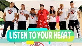 LISTEN TO YOUR HEART by Sonia   RETROFITNESSPH   Bennie Almonte