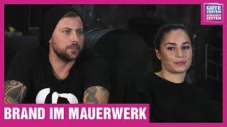 """GZSZ Making-of   Brand im """"Mauerwerk"""""""