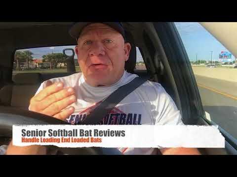 Senior Softball Bat Reviews ( Loading Bats) - Senior Softball Bat