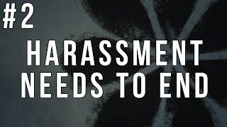 Vlog #2: Harassment on the Internet