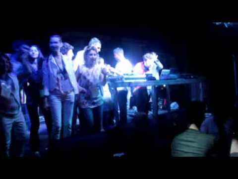 19 May 2012 IZMIR - Guzelbahce Youth Festival @ DJ ESCOBAR Live Performance