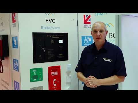 Baldwin Boxall radial wired Care2 EVC system