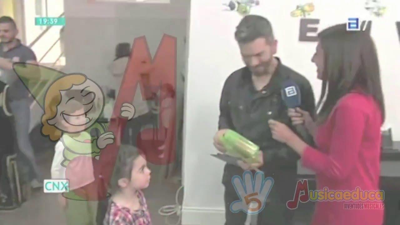 Las clases de los Cuadernos de Musizón en la Escuela de Música de Viesques