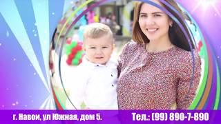 Грандиозное открытие детского сада в Узбекистане