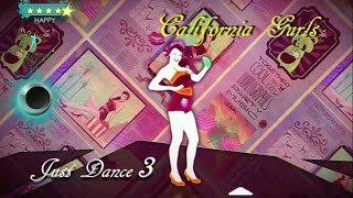 Just Dance 3 - California Gurls | 5 Stars | Full Gameplay
