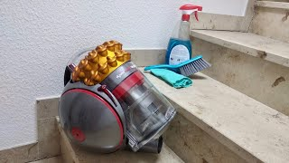 Dyson Big Ball Reinigung - Anleitung Tutorial Staubsauger sauber machen