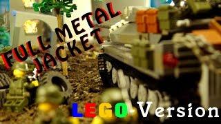 Full Metal Jacket Lego Brick-Trick Version [GER] Deutsch