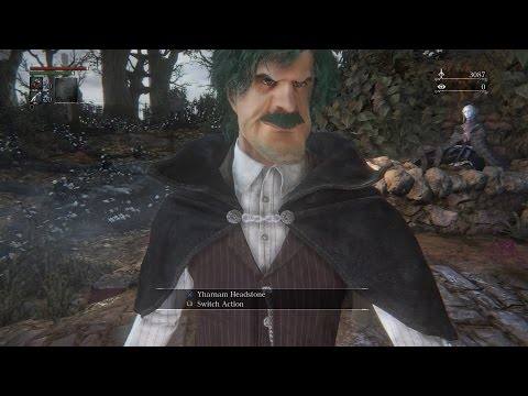 [Ankündigung] Naggeria & Bloodborne: The Old Hunters