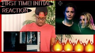 Kygo & Ellie Goulding - First Time Official Music Video Reaction | BEECHER DYNASTY REACTS