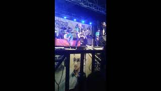 Demy duet bareng anak EDAN TURUN live in bali