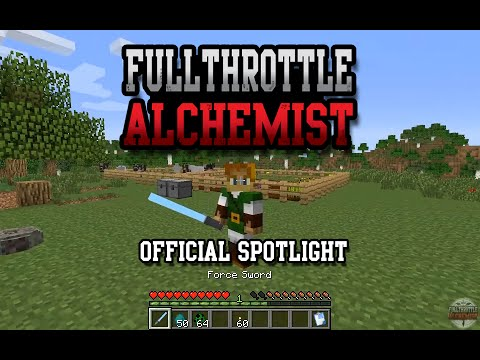 FullThrottle Alchemist Release Spotlight