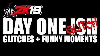 nL Highlights - WWE 2K19 DAY ONE GLITCH (Midnight Release Stream Highlights)