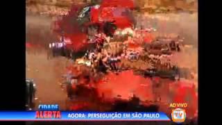 Policial Mata BANDIDO AO VIVO 'Cidade Alerta' 23/ 06/ 2015