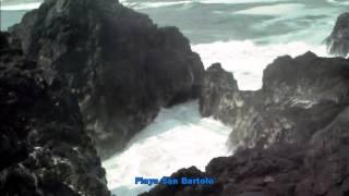 preview picture of video 'Aventando Botellitas al Bufadero de San Bartolo'