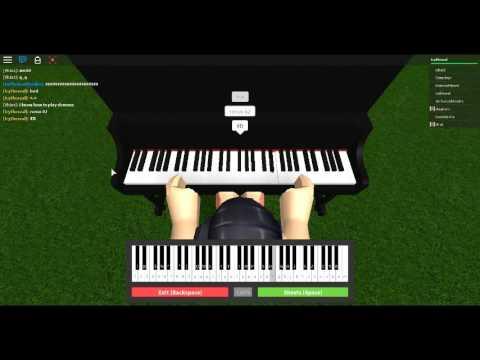Roblox Piano Havana Notes In Dec