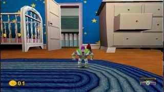 История Игрушек 2 / Toy Story 2 - Дом Энди (Прохождение / Let
