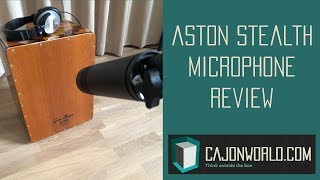 Aston Stealth Microphone review