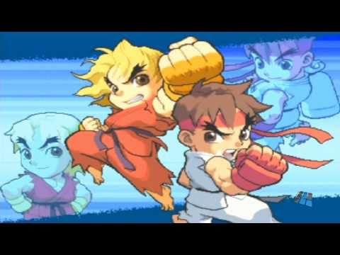 Pocket Fighter Playstation