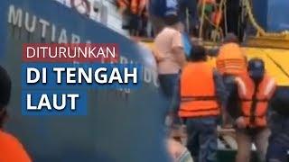 Penjelasan KSOP Balikpapan soal Video Viral Para Penumpang Kapal Diturunkan Paksa di Tengah Laut
