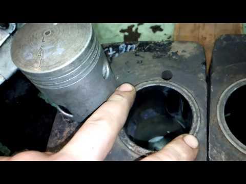 Капитальный ремонт двигателя Ява 350 (634) часть 1.