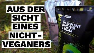 Die veganen Proteinpulver Perform und Ritual von Vivo Life im Test | Fitness Food Corner