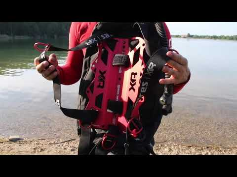 Test Review Wing Jacket BCD Mares Red Devil - 1. Eindruck