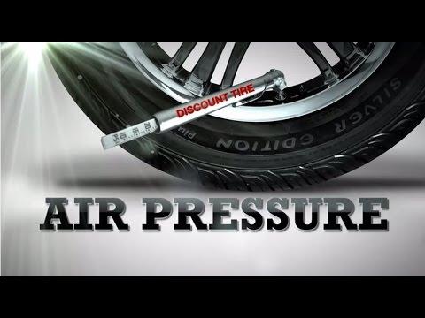 Πως να βρείτε την σωστή πίεση για τα λάστιχα του αυτοκινήτου
