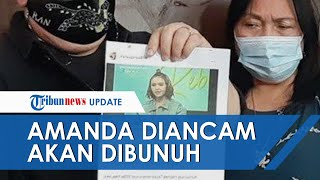 Amanda Manopo Diancam Dibunuh, sang Ibu Cemas dan Minta Bantuan Pengacara: Takut Seperti Via Vallen