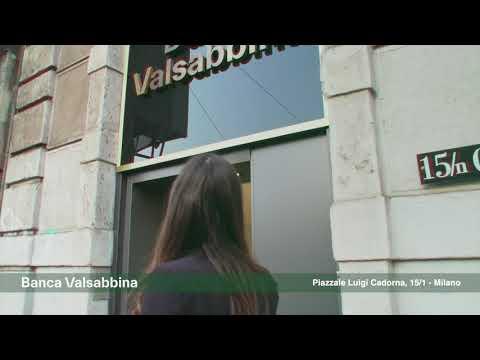 Banca Valsabbina presente a Milano con due sportelli