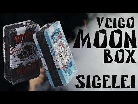 Sigelei Vcigo Moon Box
