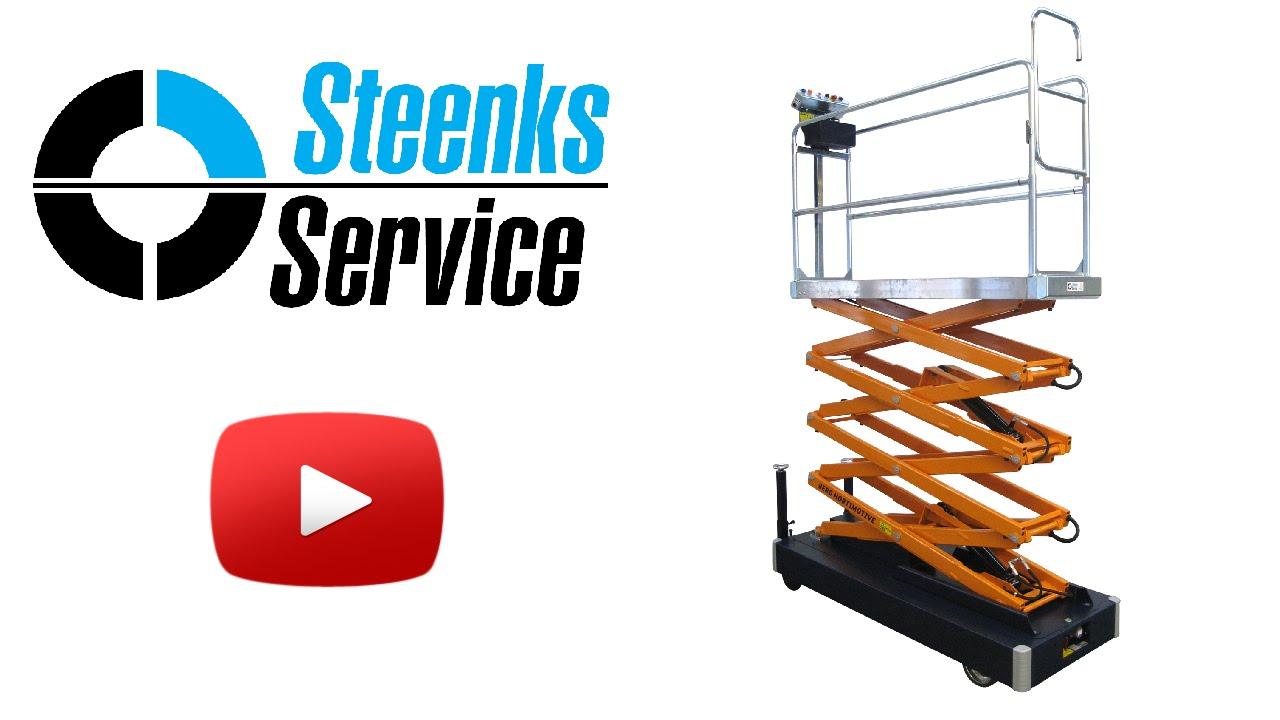 YouTube video | Buisrailwagen Benomic 4-schaar