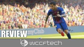 Pro Evolution Soccer 2019 PS4 Pro Gameplay