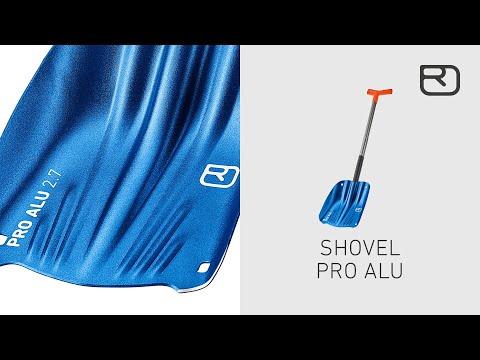 ORTOVOX Lawinenschaufel PRO ALU III – Der Nachfolger der weltweit meistverkauften Lawinenschaufel