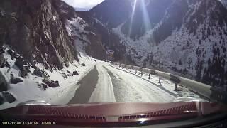 Дороги Алматы. Наши горы.