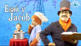 """Amy & Andy  """"Esaú y Jacob"""" Enseñanzas de la biblia. Ministerio Infantil"""