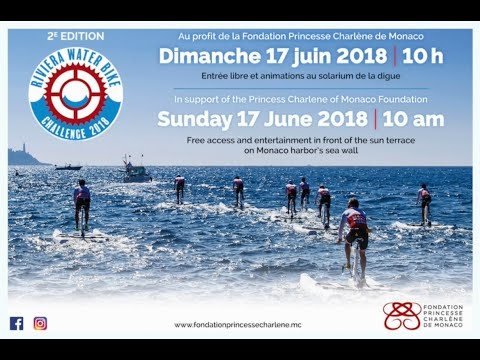 RIVIERA WATER BIKE CHALLENGE 2018