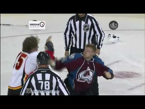 Tim Jackman vs. David Liffiton