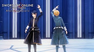 Видео Sword Art Online: Alicization Lycoris - Deluxe Edition