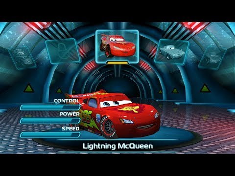 Cars 2 PSP Gameplay HD (PPSSPP)