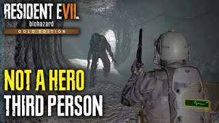 Resident Evil 7 Not A Hero with Third Person Camera