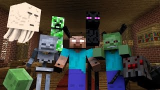 Monster School: Hunting - Minecraft