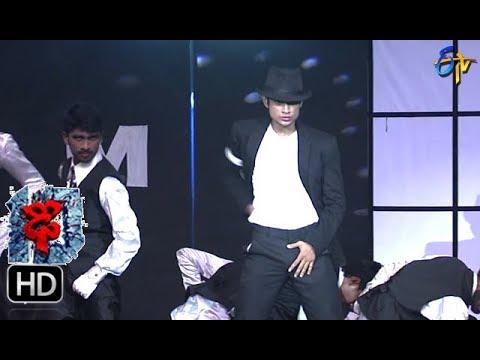 Pandu Performance | Dhee 10 | 27th September 2017| ETV Telugu