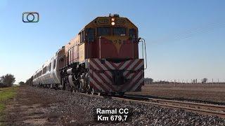 preview picture of video 'Hermoso mixto de Belgrano Cargas y Logística con el Tren Alma rumbo a Alta Córdoba (Parte 3 de 5)'