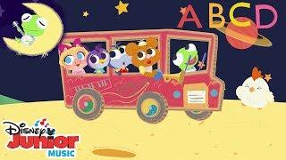 Muppet Babies Nursery Rhymes! | 🎼 Disney Junior Music Nursery Rhymes | Disney Junior