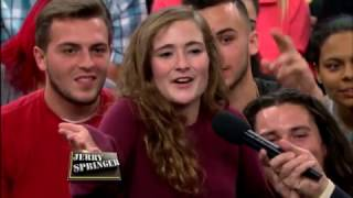 Harshest Audience Roast EVER (The Jerry Springer Show)
